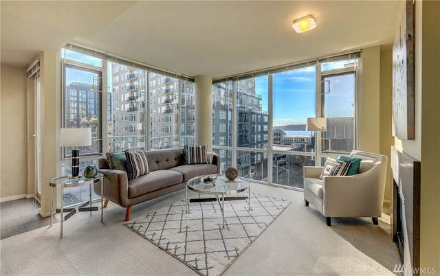 76 Cedar St #612, Seattle, WA 98121 (#1569259) :: Real Estate Solutions Group