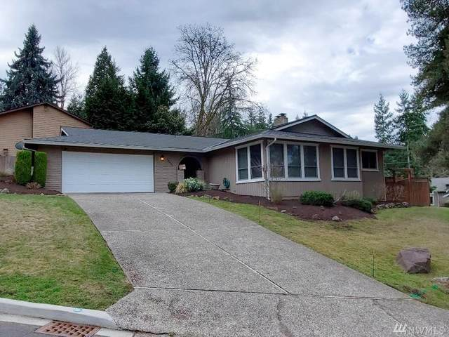 14805 SE 46th Place, Bellevue, WA 98006 (#1569340) :: Real Estate Solutions Group