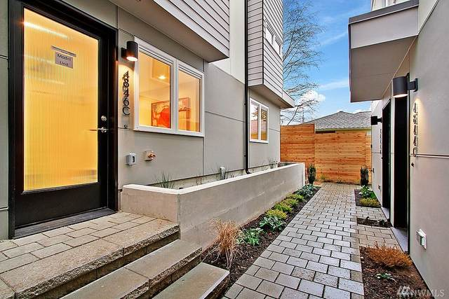 4846 Fauntleroy Wy SW B, Seattle, WA 98116 (#1569383) :: NW Homeseekers
