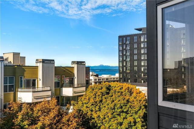 2440 Western Ave #606, Seattle, WA 98121 (#1569410) :: Real Estate Solutions Group