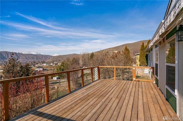 1650 Sunset Dr, Wenatchee, WA 98801 (#1569429) :: The Kendra Todd Group at Keller Williams