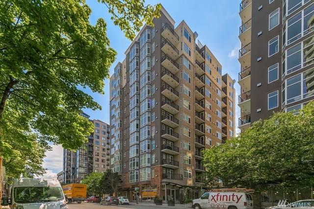 2801 1st Ave #208, Seattle, WA 98121 (#1569450) :: Keller Williams Western Realty