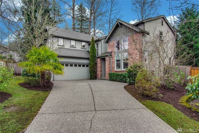 16393 SE Cougar Mountain Way, Bellevue, WA 98006 (#1569453) :: Mary Van Real Estate