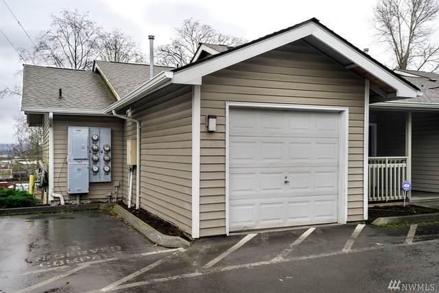 901 E Marine View Dr #307, Everett, WA 98201 (#1569465) :: NW Homeseekers