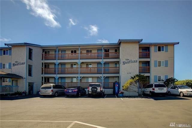 835 Ocean Shores Blvd NW #105, Ocean Shores, WA 98569 (#1569620) :: Lucas Pinto Real Estate Group