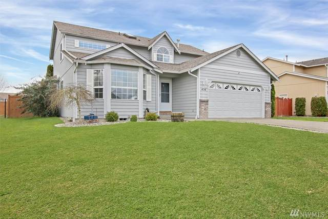 454 Trullinger St, Buckley, WA 98321 (#1569624) :: Ben Kinney Real Estate Team