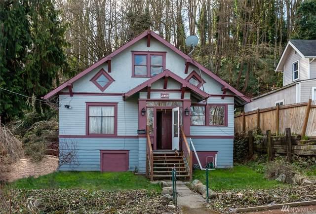 2819 S Alaska Place, Seattle, WA 98108 (#1569651) :: Mosaic Realty, LLC