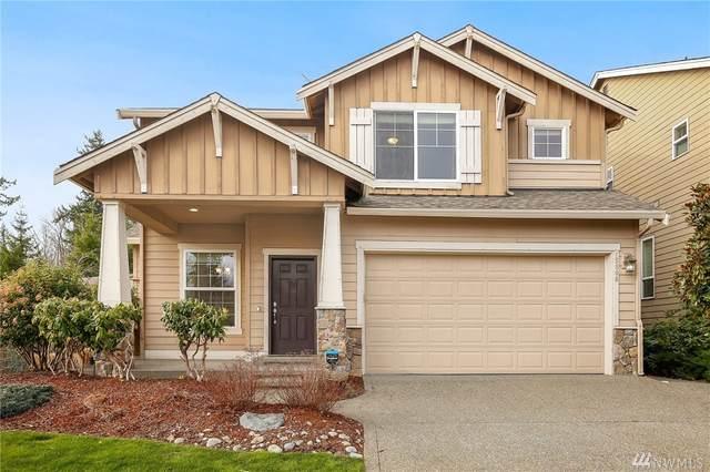 15806 SE 258th St, Covington, WA 98042 (#1569658) :: Mary Van Real Estate