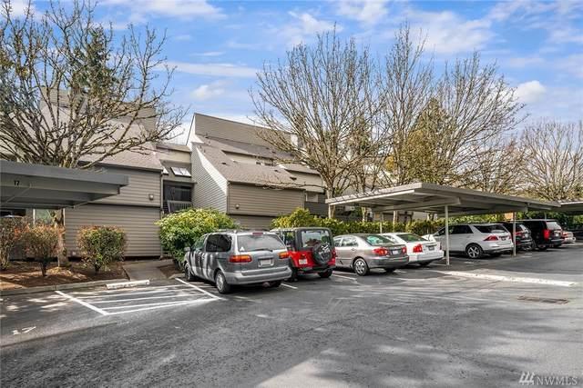 11913 93rd Lane NE #204, Kirkland, WA 98034 (#1569700) :: Real Estate Solutions Group