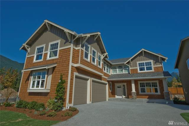 2898 SE 16Th(Lot 22) St, North Bend, WA 98045 (#1569714) :: Better Homes and Gardens Real Estate McKenzie Group