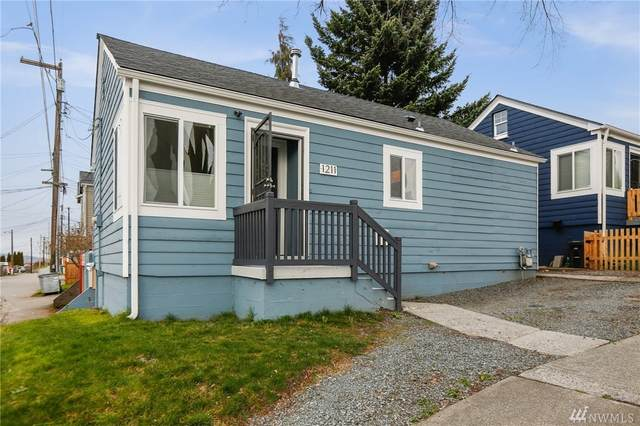 1211 Everett Ave, Everett, WA 98201 (#1569794) :: Real Estate Solutions Group