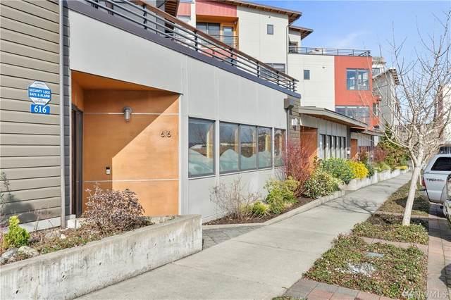 616 S Baker St, Tacoma, WA 98402 (#1569798) :: The Kendra Todd Group at Keller Williams