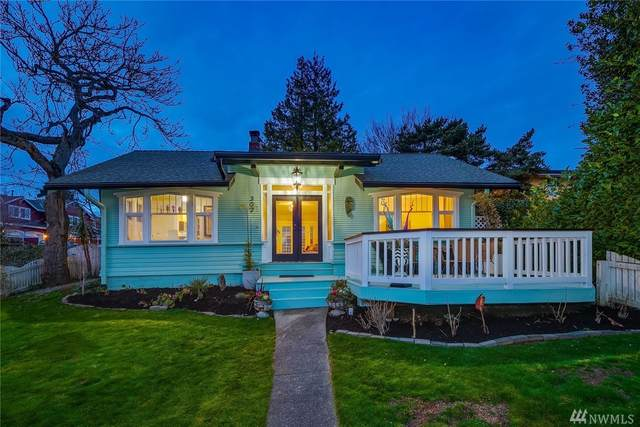 302 6th Ave, Kirkland, WA 98033 (#1569835) :: Mary Van Real Estate