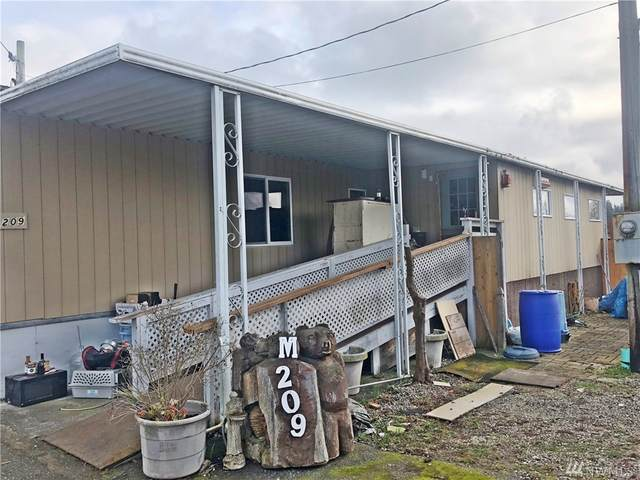 8080 Harborview Rd M209, Blaine, WA 98230 (#1569841) :: Lucas Pinto Real Estate Group