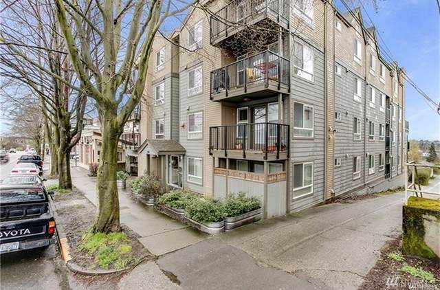 7814 Greenwood Ave N #401, Seattle, WA 98103 (#1569991) :: Costello Team