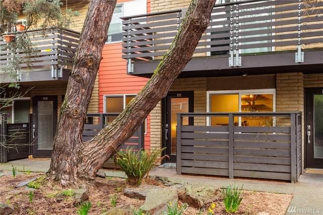 5220 42nd Ave S #105, Seattle, WA 98118 (#1569995) :: Ben Kinney Real Estate Team