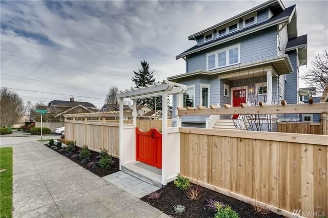 2222 Warren Ave N, Seattle, WA 98109 (#1570009) :: The Kendra Todd Group at Keller Williams