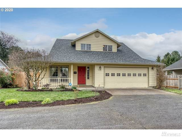 911 NW 57th St, Vancouver, WA 98663 (#1570013) :: Ben Kinney Real Estate Team
