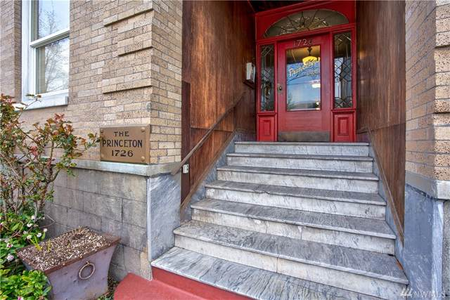 1726 15th Ave #5, Seattle, WA 98122 (#1570030) :: Alchemy Real Estate