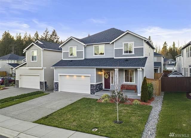 13816 63rd Ave E, Puyallup, WA 98373 (#1570081) :: The Kendra Todd Group at Keller Williams