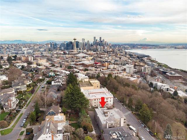 654 W Olympic Place #402, Seattle, WA 98119 (#1570097) :: Alchemy Real Estate