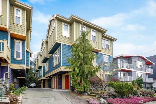 420 Federal Ave E A, Seattle, WA 98102 (#1570111) :: Tribeca NW Real Estate