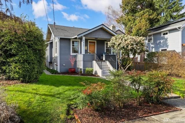 5427 Kensington Place N, Seattle, WA 98103 (#1570129) :: Alchemy Real Estate