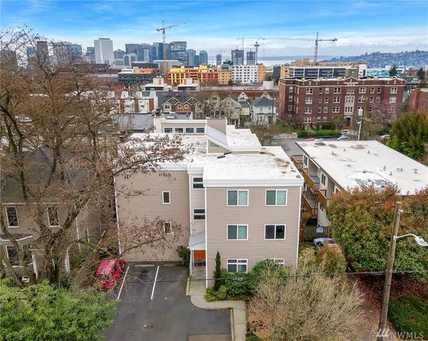 1815 14th Ave #6, Seattle, WA 98122 (#1570278) :: Real Estate Solutions Group