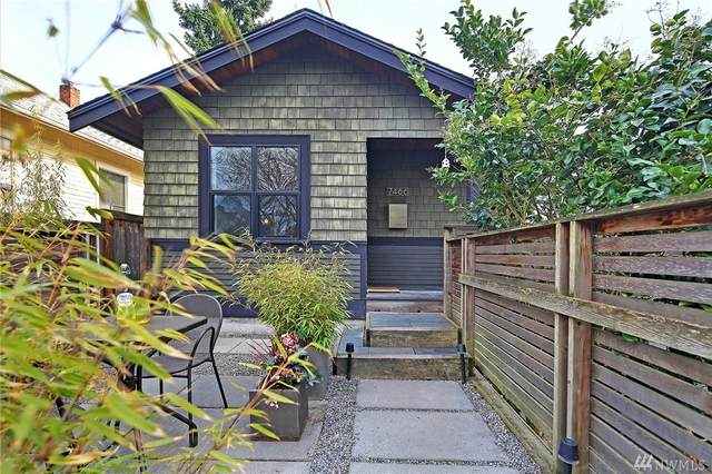 7466 Corliss Ave N, Seattle, WA 98103 (#1570315) :: Real Estate Solutions Group