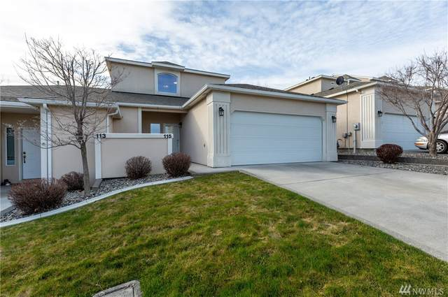 115 Rosemary St, Richland, WA 99352 (#1570377) :: The Kendra Todd Group at Keller Williams