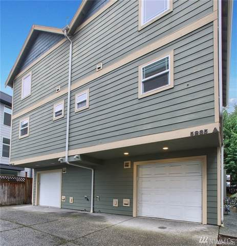 5235 11 Ave NE A, Seattle, WA 98105 (#1570455) :: Alchemy Real Estate