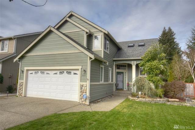 3021 70th Wy SW, Tumwater, WA 98512 (#1570468) :: The Shiflett Group