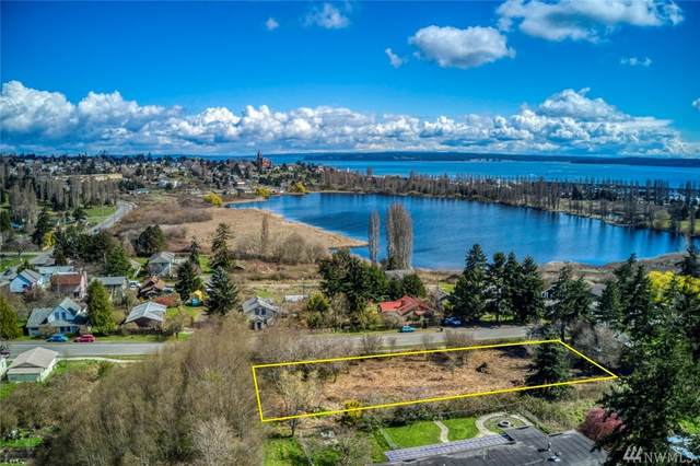 0 Landes St, Port Townsend, WA 98368 (#1570544) :: Real Estate Solutions Group