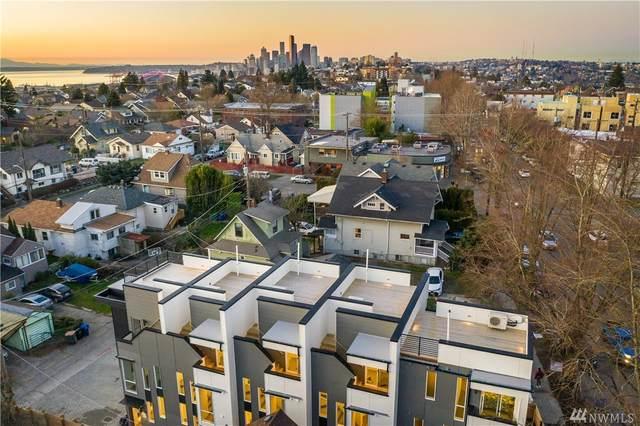 3415-D Beacon Ave S, Seattle, WA 98144 (#1570617) :: Ben Kinney Real Estate Team