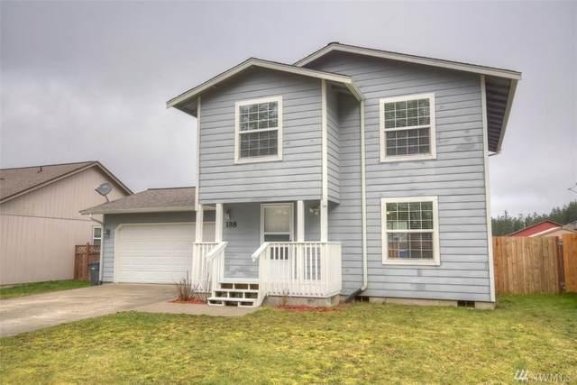 188 S Sage St, Shelton, WA 98584 (#1570659) :: Better Properties Lacey