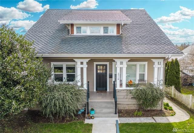 3718 S 7th St, Tacoma, WA 98405 (#1570775) :: Hauer Home Team