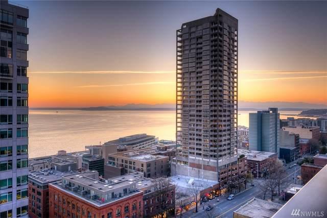 2033 2nd Ave #1100, Seattle, WA 98121 (#1570832) :: Alchemy Real Estate