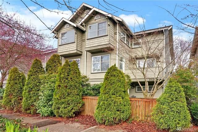 8520-B Stone Ave N, Seattle, WA 98103 (#1570896) :: NW Homeseekers