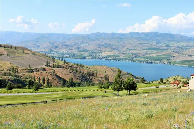 322 Paintbrush Road, Chelan, WA 98816 (#1570926) :: Pacific Partners @ Greene Realty