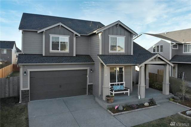 309 Rushton Ave SW, Orting, WA 98360 (#1570950) :: NW Homeseekers