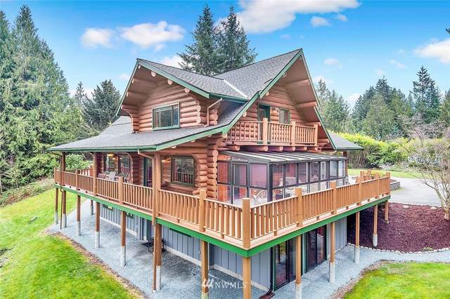16902 Freestad Road, Arlington, WA 98223 (#1571082) :: NextHome South Sound