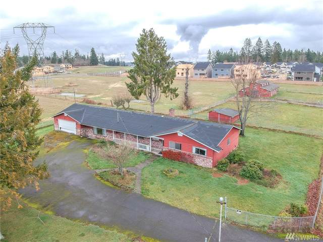 2223 202nd St E, Spanaway, WA 98387 (#1571135) :: Northwest Home Team Realty, LLC