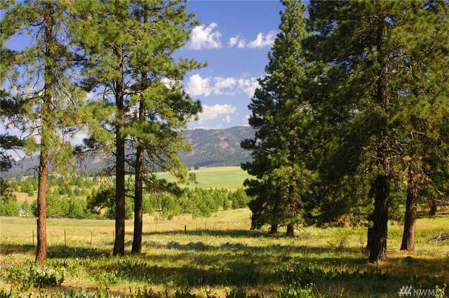 0-Lot 4A Hidden Valley Rd, Cle Elum, WA 98922 (#1571157) :: Real Estate Solutions Group