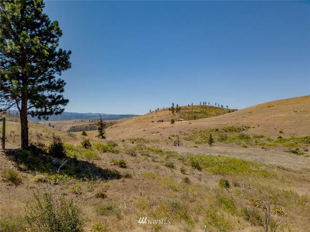 0 Raptor Ridge Road, Cle Elum, WA 98922 (MLS #1571291) :: Community Real Estate Group