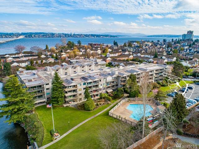 2501 Canterbury Lane E #322, Seattle, WA 98112 (#1571325) :: Beach & Blvd Real Estate Group