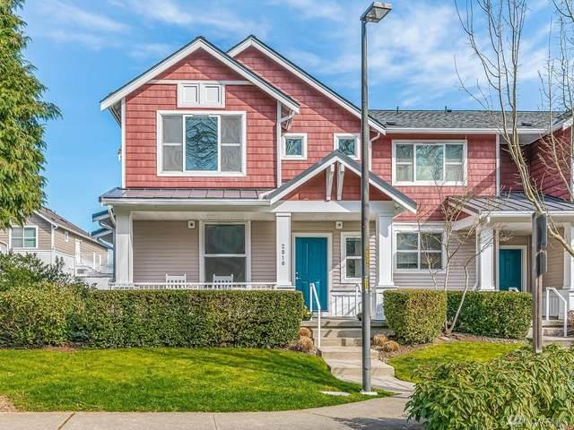 2810 SW Raymond St, Seattle, WA 98126 (#1571969) :: Keller Williams Realty
