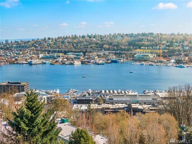 1525 Taylor Ave N #606, Seattle, WA 98109 (#1572166) :: The Kendra Todd Group at Keller Williams