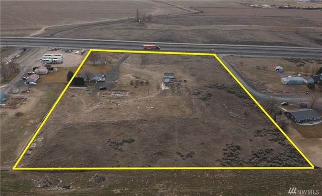 13486 N Frontage Rd E, Moses Lake, WA 98837 (#1572176) :: Real Estate Solutions Group