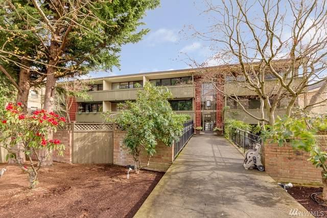 1616 41St Ave E #103, Seattle, WA 98112 (#1572265) :: Beach & Blvd Real Estate Group