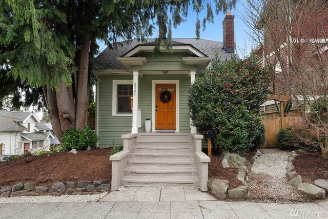 5301 1st Ave NW, Seattle, WA 98107 (#1572395) :: Keller Williams Realty